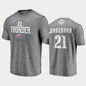 Thunder Andre Roberson Noches Ene-Be-A T-Shirt
